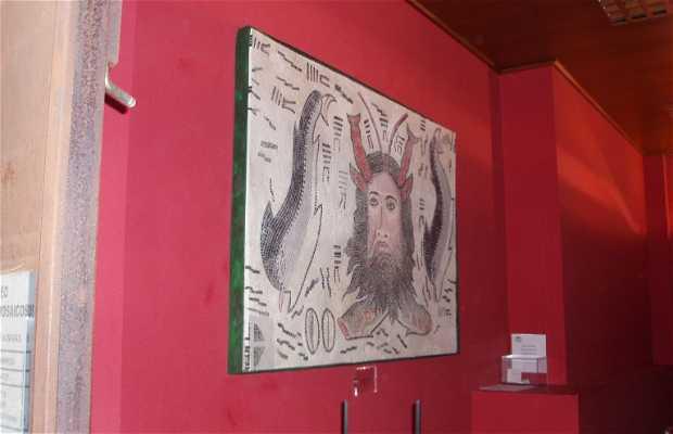 Museo Casa dos Mosaicos o La Casa de los Mosaicos