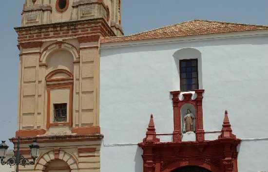Church of el Carmen