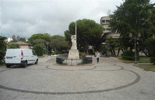 Place des Martyrs de la Résistance