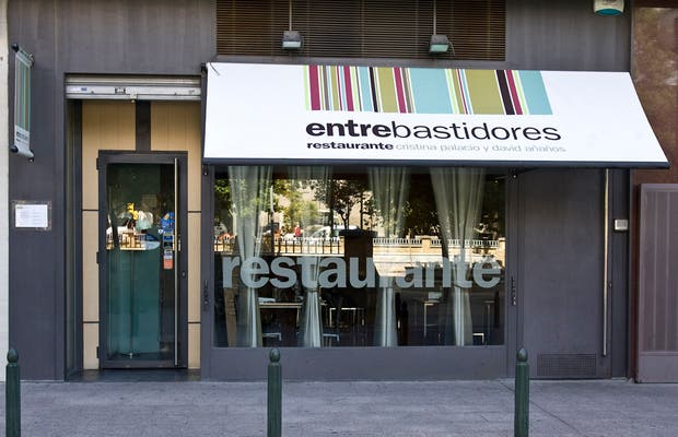 Restaurant Entrebastidores
