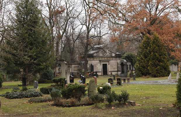 Cementerio de Friedenstraße