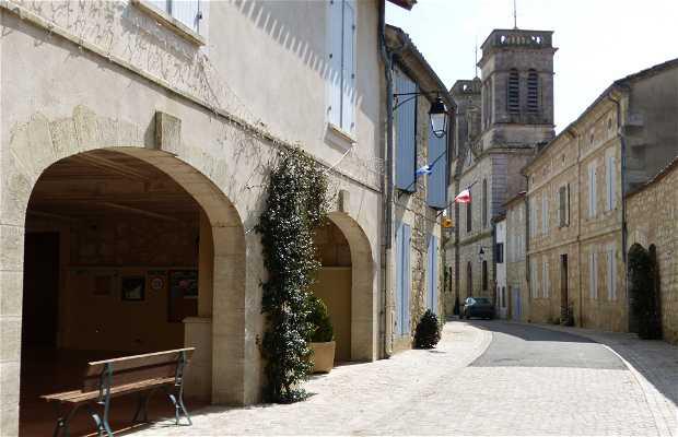 Rue Hector de Galard