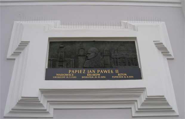 Wadowice, el pueblo de Juan Pablo II