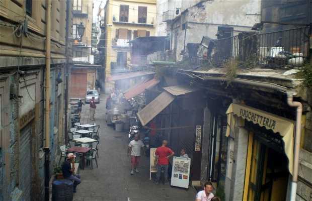Barrio de La Vucciria
