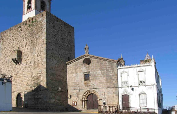 Iglesia de Sta. María