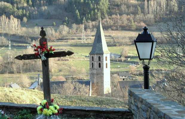 Church Santa Eulàlia d'Unha