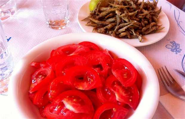 Amoudi Taverna