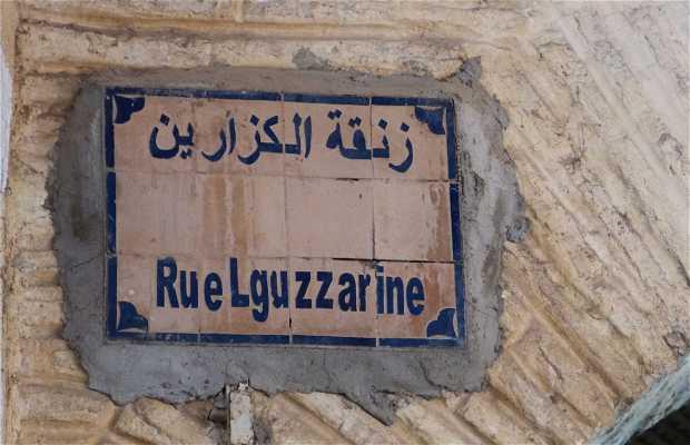 Rue Lguzzarine