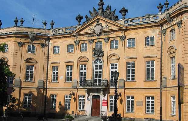 Palacio de los Sapieha
