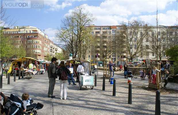 Kollwitzplatz