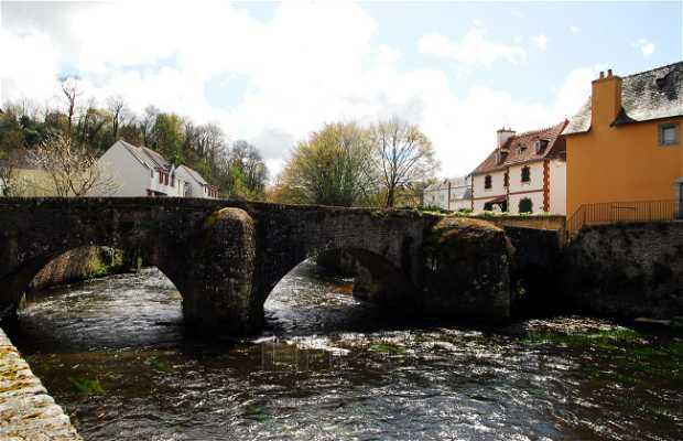 Pont médiéval de Quimperlé