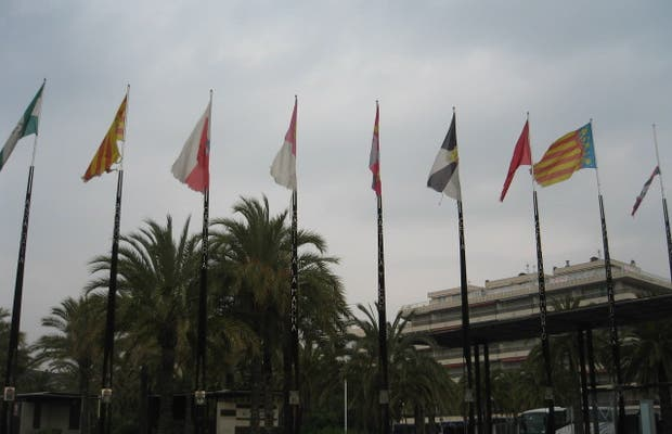 Place des Comunidades Autónomas