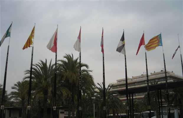Plaza de Las Comunidades Autónomas