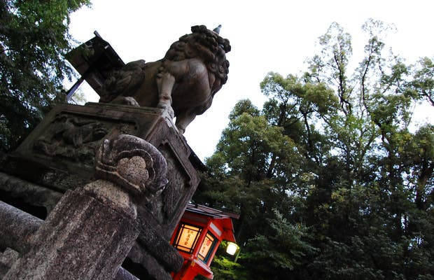 Sanctuaire Yasaka ou Gion