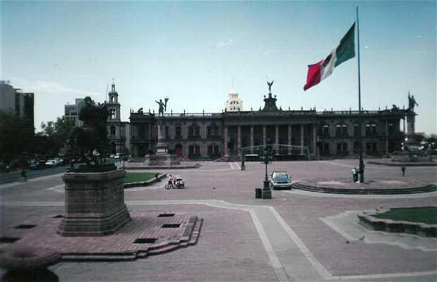 Macroplaza, Monterrey