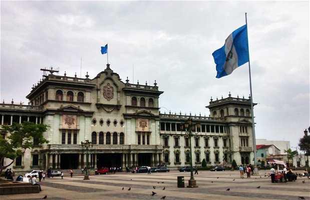 Resultado de imagen para plaza central guatemala