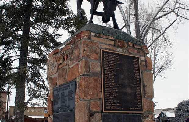 Statua Jackson