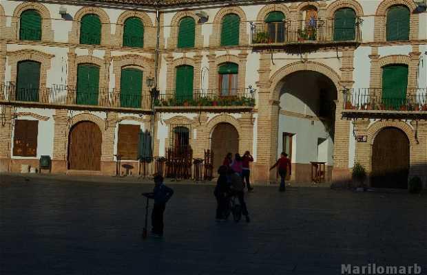 Ochavada Square