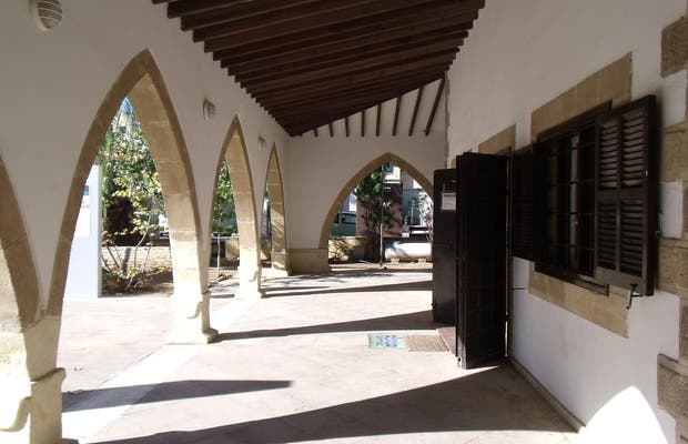 Oficina Turismo Larnaka