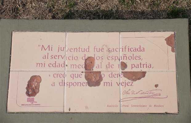 Plaza Fundacional Pedro del Castillo