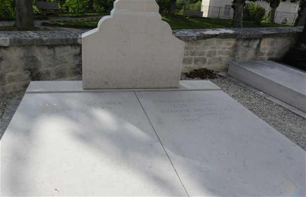 Tombe du Général de Gaulle