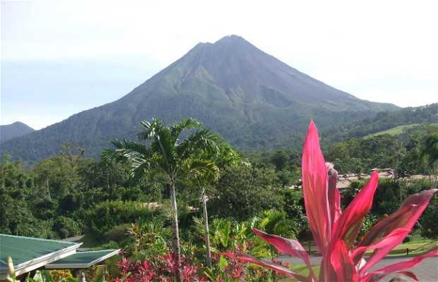 Parque nacional del volcan Arenal