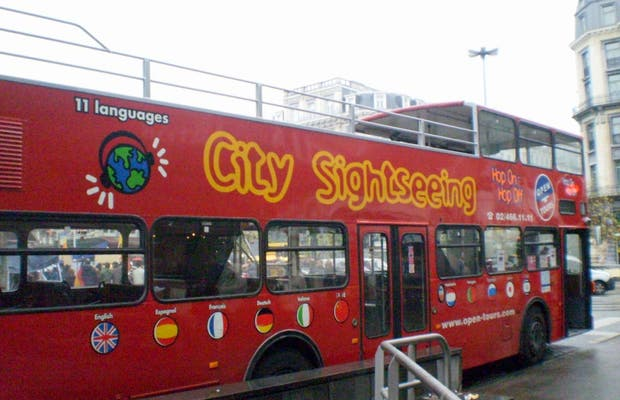 City Sightseeing Brussels