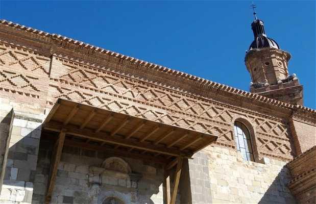 Parroquia de San Adrián y Santa Natalia