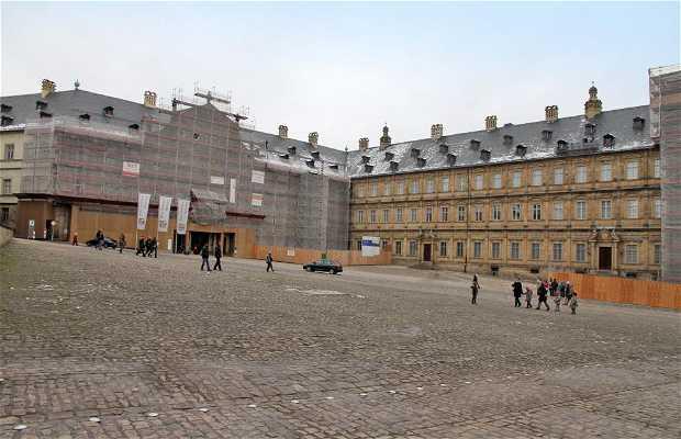 Neue Residenz-Residencia de los Obispos