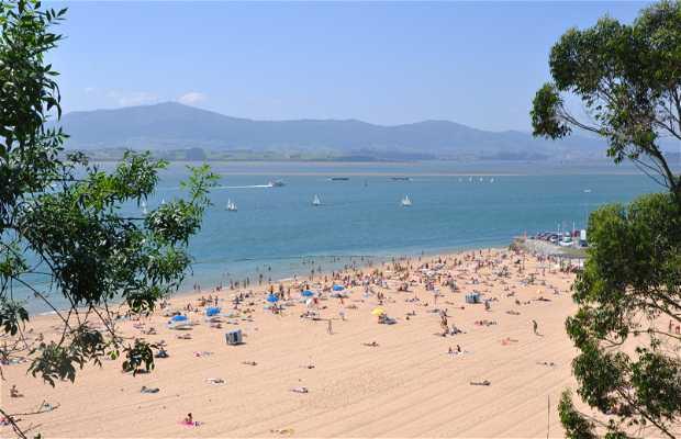Spiaggia Los Peligros