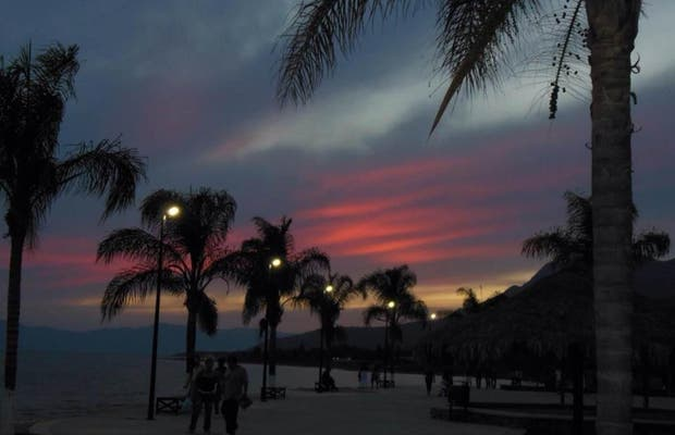 Malecón de Ajijic