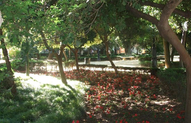 Alcantara Romero park