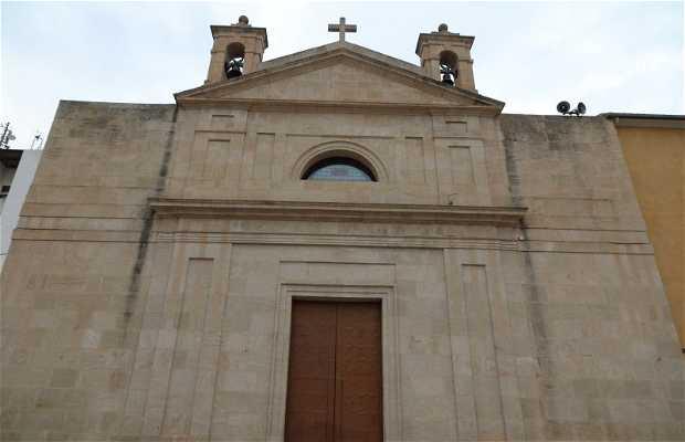 Ermita de la Virgen de los Desamparados