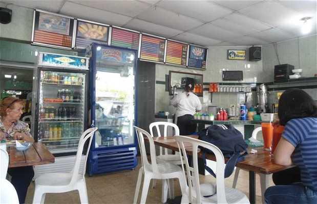 Restaurante y Cafetería Riccu's