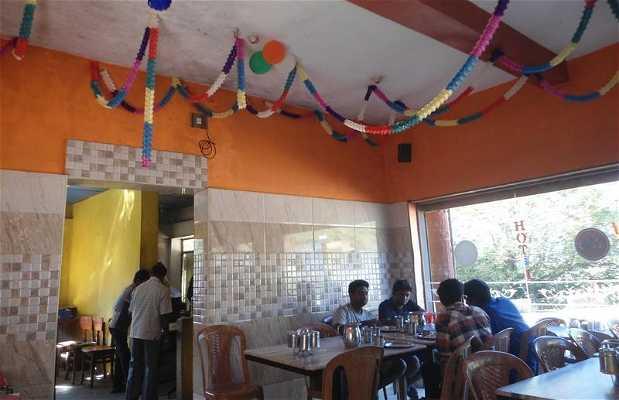 Sree Meenakshi Bhavan Restaurant