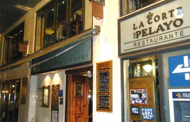 La Corte de Pelayo Restaurant