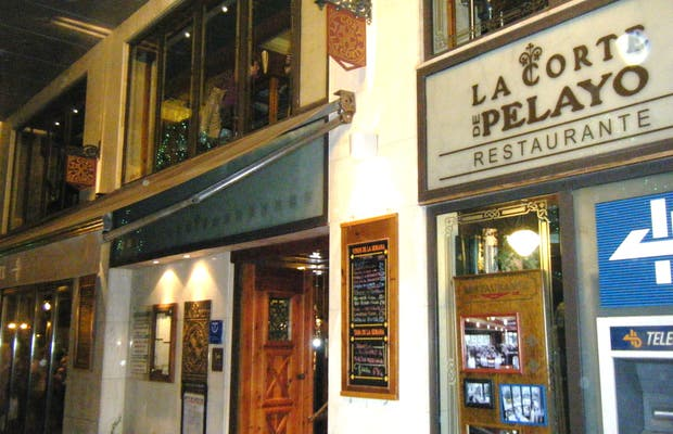 Restaurante La Corte de Pelayo