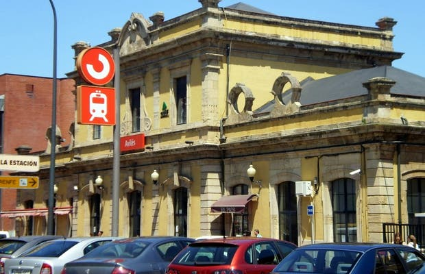 Estación de Tren de Avilés