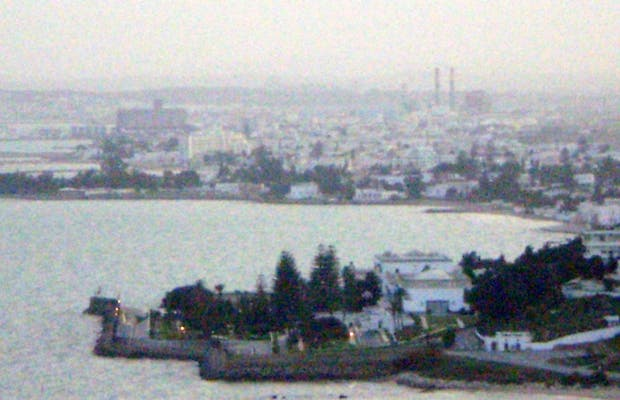 Sidi Chabaane Hill Viewpoint