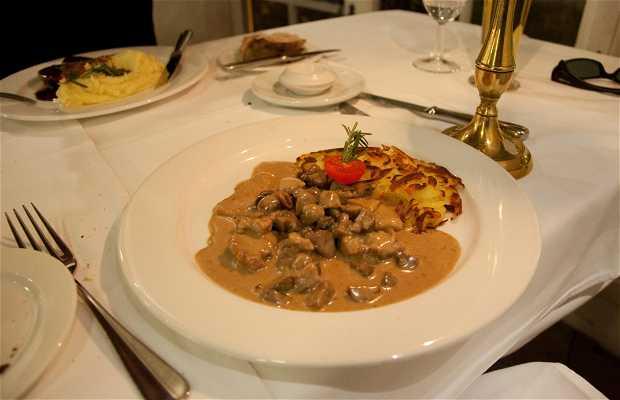 Restaurante Wirtshus zum Restock