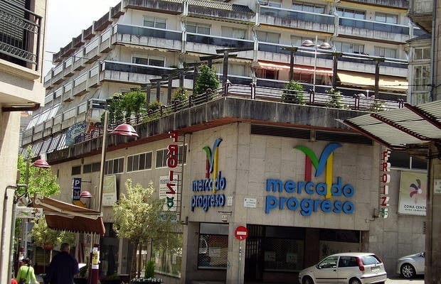 Marché Progreso