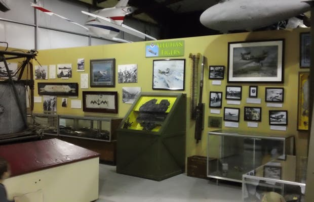 Musée Alaska Aviation Heritage