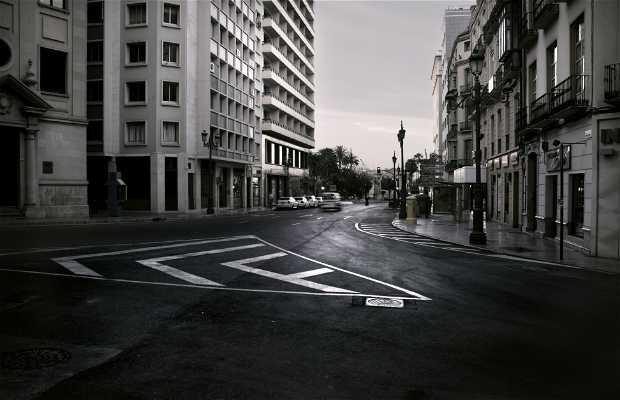 Molina Lario street