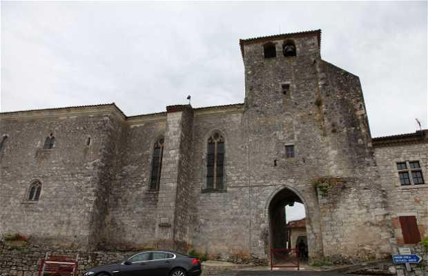 Eglise Saint-Nicolas de Pujols
