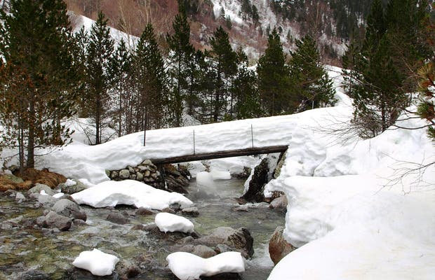Excursión al refugio Ángel Orús (2148 m)