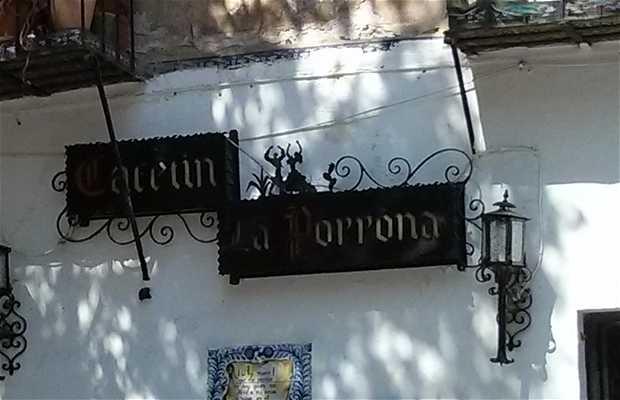 Cafetín de la Porrona