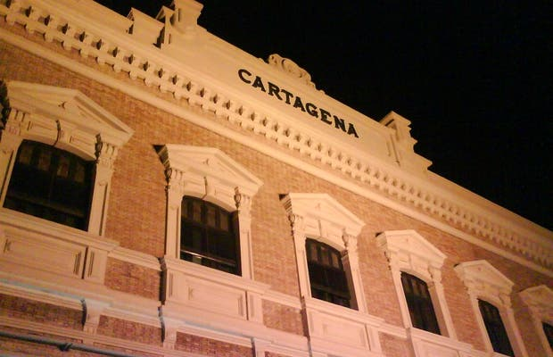 Cartagena train station