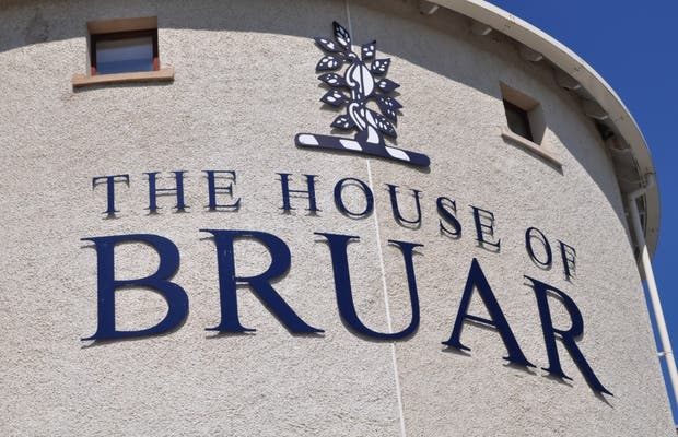 The House of Bruar Restaurant