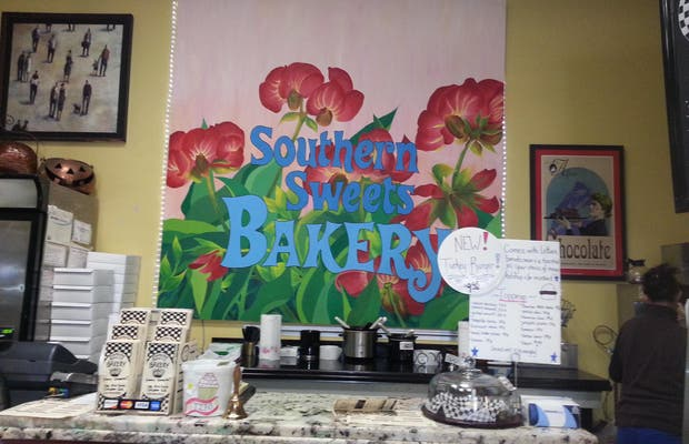 Has a wonderful atmosphere & incredible bakery items and lunches.