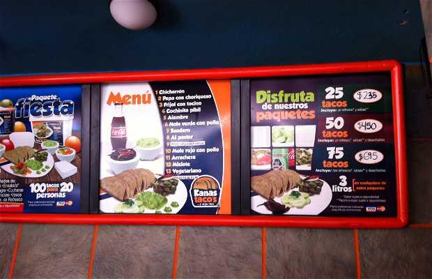 Kanastacos Restaurante